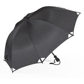 EuroSchirm Birdiepal Outdoor Regenschirm Schwarz/Reflective